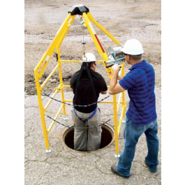 LifeGuard LG5A Manhole Safety System