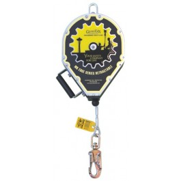 Retractable Cable w/ Swivel Top & Swivel Snap Hook