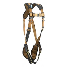 FallTech Comfortech Harness - Tongue Leg Buckle