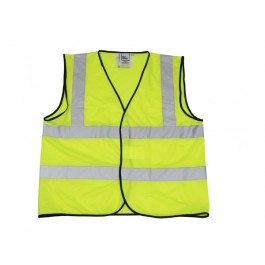 High Visibility Safety Vest, Class 2 - Personal Protection Equipment - PPE