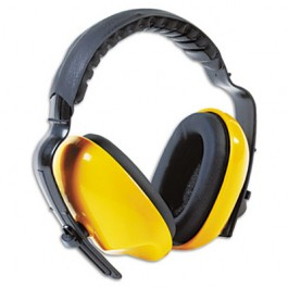 Ear Muff soft w/ PVC Band cover- Ear Protection - PPE
