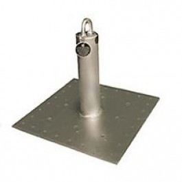 CB-18 - CB Roof Anchor Galvanized Permanent Fall Arrest Anchor