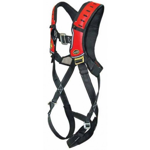 Fall Protection Harness : Basic huv premium edge series harness guardian fall