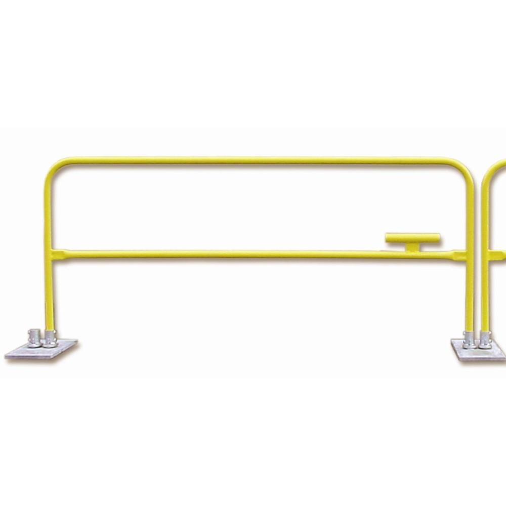 Guardian g rail safety railing system
