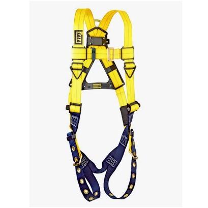 Delta ii vest style harnesses dbi sala safety harness for Sala safety harness