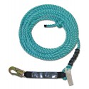 "Standard 5/8"" Ropes w/ Snaphook end"
