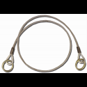 Vinyl Coated Galvanized Cable Chokers