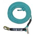 """Standard 5/8"""" Rope w/ Snaphook end"""