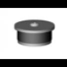 Plated Steel Permanent Davit Mount Sleeve Cap