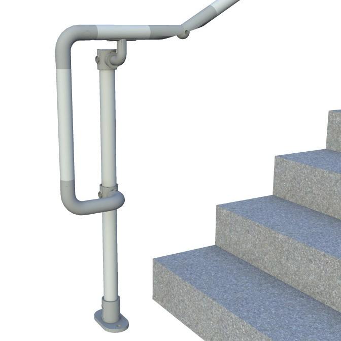 ada compliant bottom rail