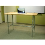Adjustable Height Sitting-Standing Desk Bundle
