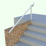 Hybrid 518/570 - Surface & Wall Mount Railing