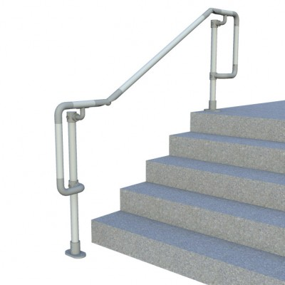 ADA 518 - Single Rail - ADA Compliant