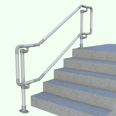 ADA 518 - Double Rail - ADA Compliant