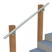 Wall 570 - Wall Mounted Railing