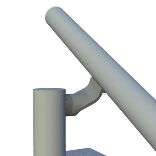 Trapleuningen - Industriële leuning