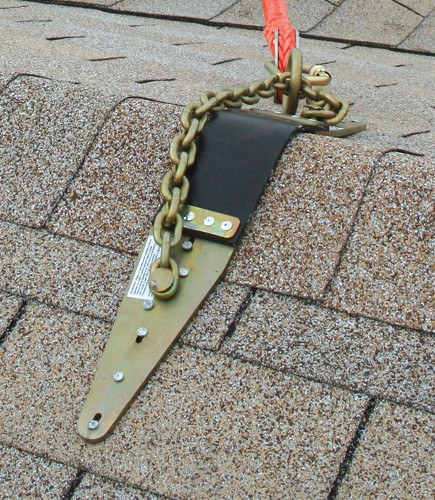 Halo Residential Roof Anchor Any Pitch Fasteners