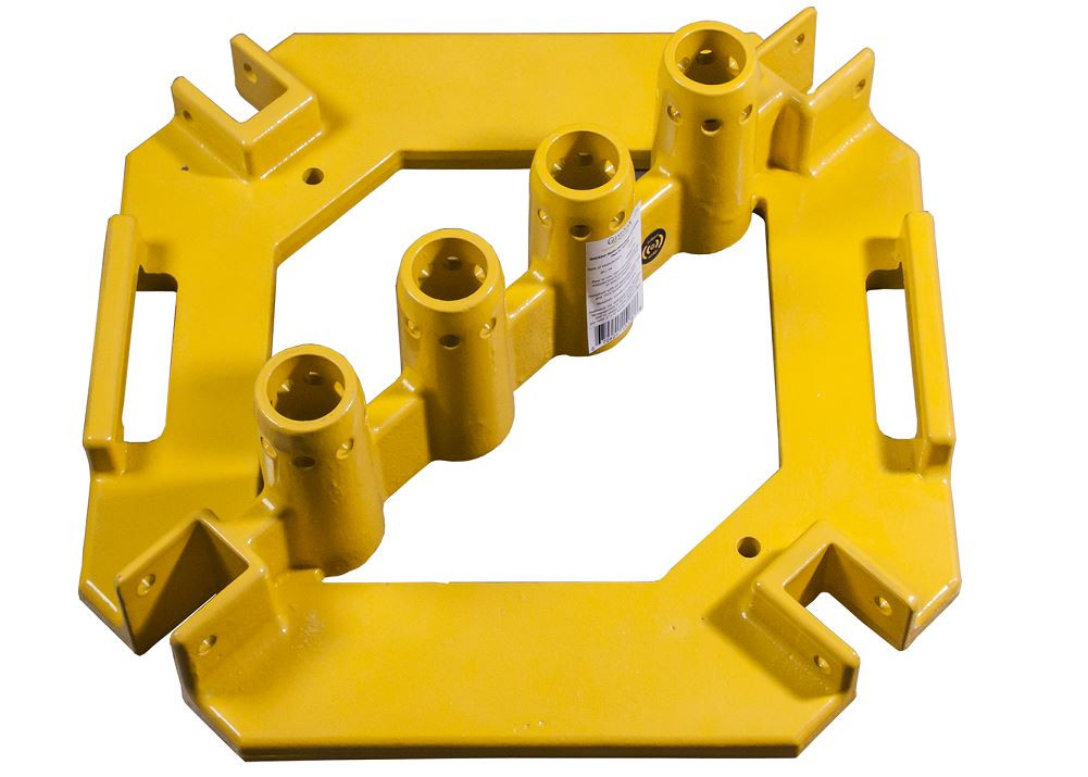 Guardian G Rail Safety Railing System Temporary