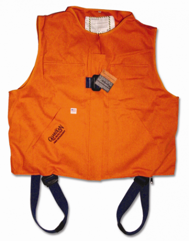 Flame Retardant Construction Tux Harness