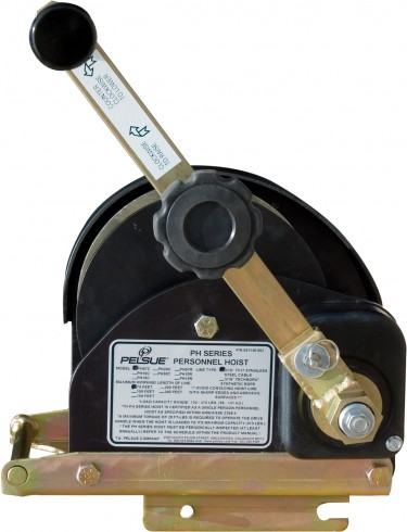 Personnel Hoist - 70' Technora® Synthetic Rope