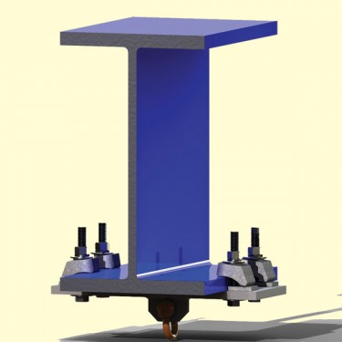 Adjustable Rigging Clamp - Beam