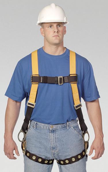 Titan Full Body Harness - Stretch Webbing