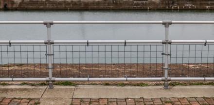 Mounted Guardrail