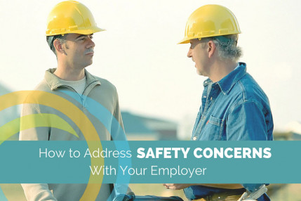 safety concerns with employer