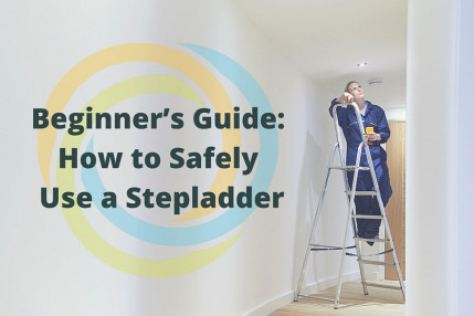 Beginner's Guide: How to Safely Use a Stepladder