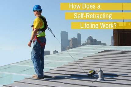 How Does a Self-Retracting Lifeline Work?