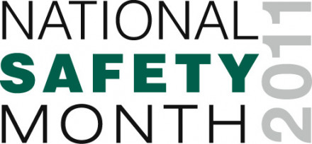 Top 10 Ways to Celebrate National Safety Month [Humor]