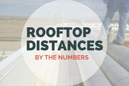 Roof Distances By the Numbers