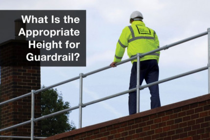 What is the Appropriate Height for Fall Protection Railing?