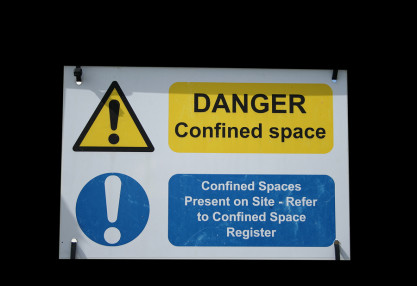 Confined spaces can be deadly: On average 2 workers won't come home this week
