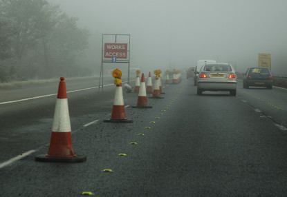 Basics of Roadwork Visibility