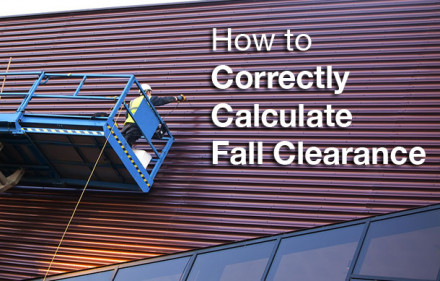 How to CORRECTLY Calculate Fall Clearance