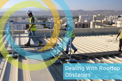 Accessing Rooftop Obstacles