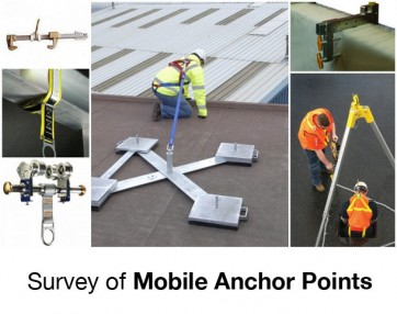 8 Mobile Anchor Points To Use When Working at Height