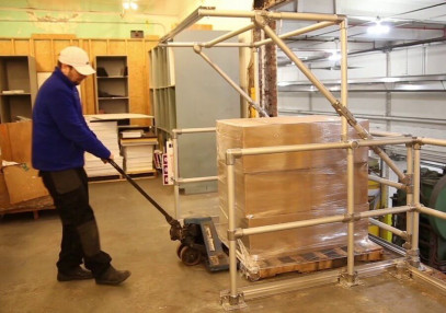 Four Must Ask Questions When Choosing A Pallet Gate