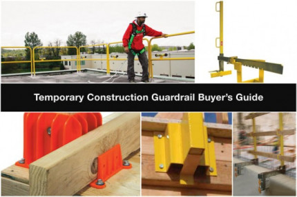 Temporary Construction Guardrail Buyer's Guide
