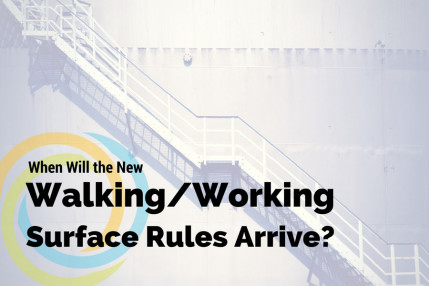 When Will the New Walking/Working Surface Rules Arrive?