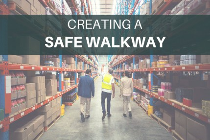 Creating a Safe Walkway