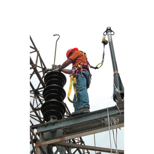 Transformer Tower W Cast Aluminum Base Sleeve