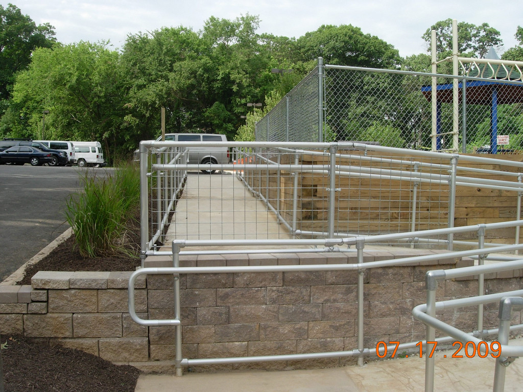 Ada Aluminum Handrail Fall Protection Blog