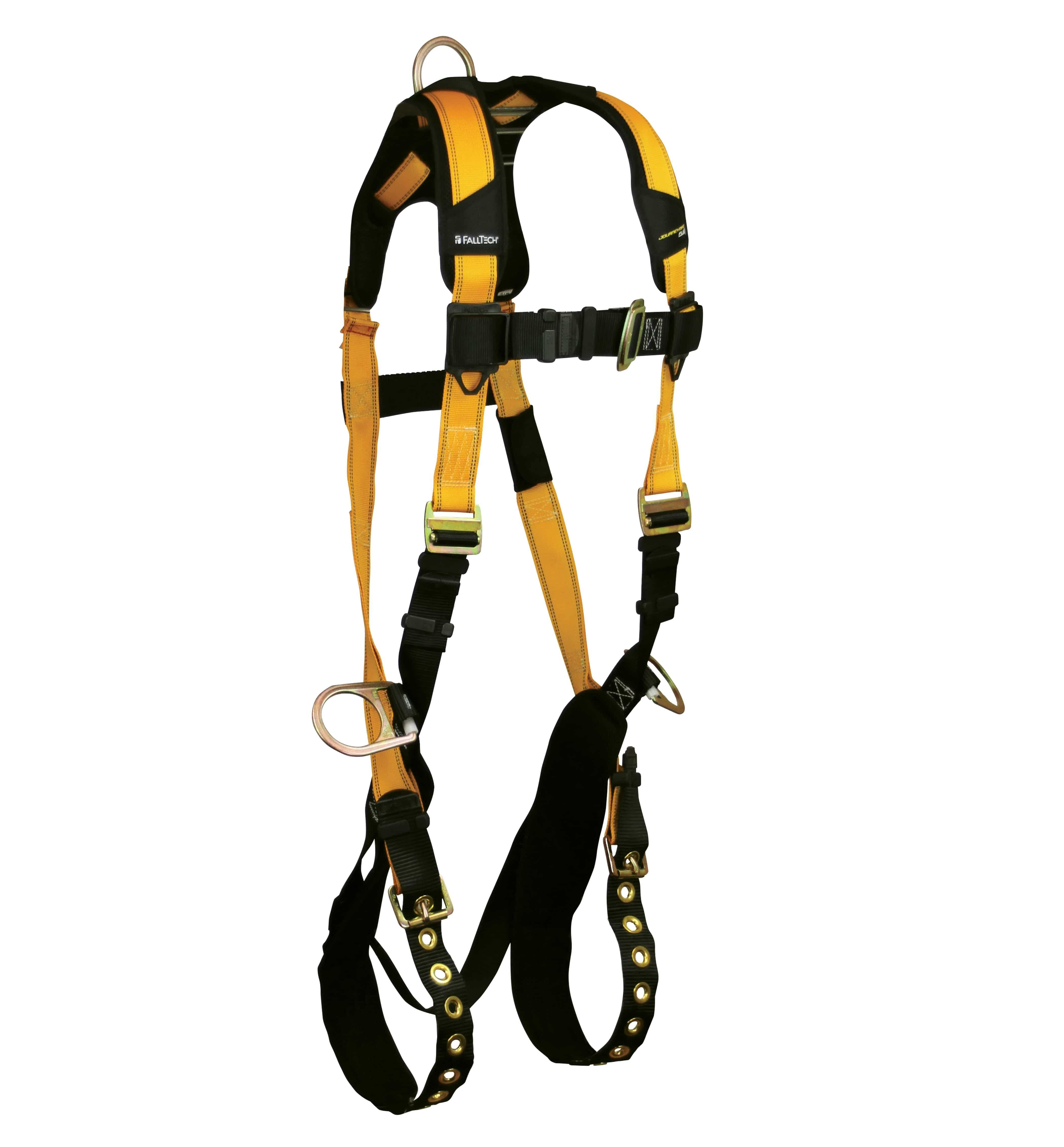 Journeyman FLEX Steel Harness #7023