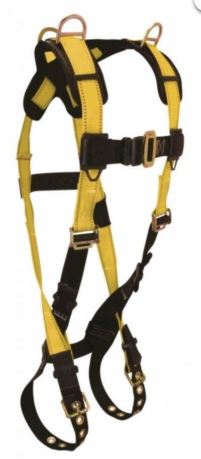 Journeyman FLEX Steel Non-Belted Harness #7027