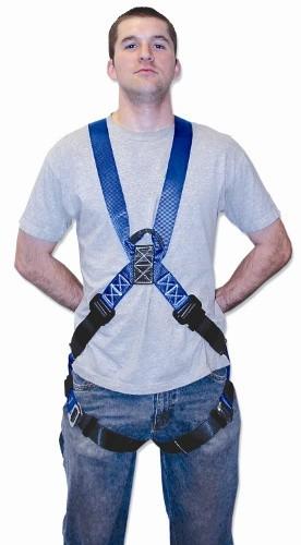 Front Loop Cross-Over Harness