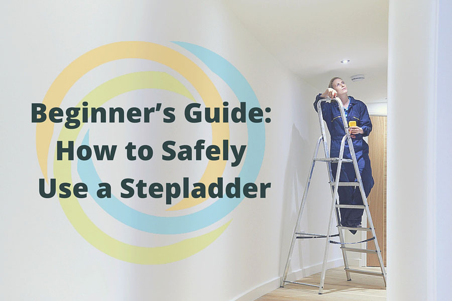 Beginner S Guide How To Safely Use A Stepladder Fall
