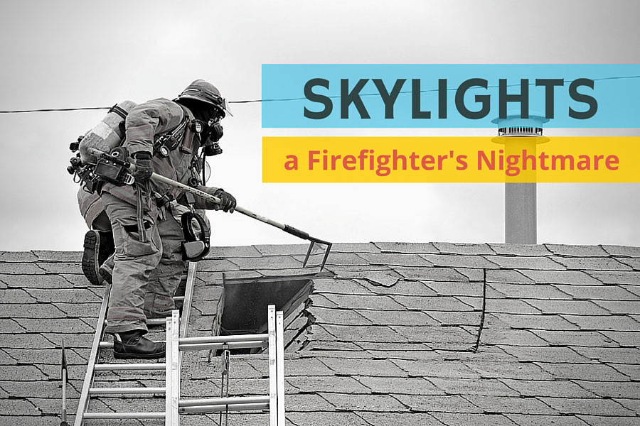 Skylights A Firefighter S Nightmare Fall Protection Blog