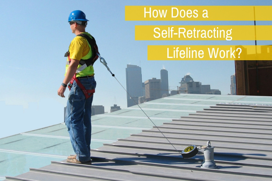 How Does A Self Retracting Lifeline Work Fall